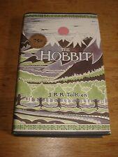 THE HOBBIT - Tolkien, J.R.R. 75TH ANNIVERSARY EDITION 2007 HARDBACK