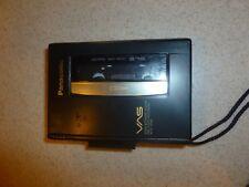 Vintage Panasonic Vas Rq-L315 Cassette Recorder Voice Activated