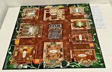 Disney Clue Twilight Zone Tower of Terror Replacement Board and Notepad - Parts