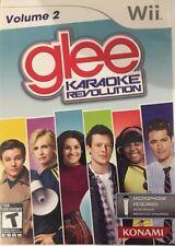 Karaoke Revolution: Glee ( Nintendo  Wii) Tested/Complete