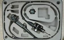 Olympus Cf-100Tl Video Colonoscope + Mh-553 Cap Case with Keys