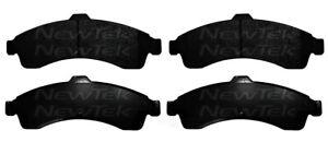Auto Extra AXMD882 Disc Brake Pads PG Plus Premium Semi-Metallic Brake Pads