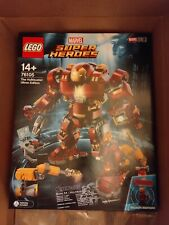 Lego 76105 Marvel Hulkbuster: Ultron Edition NEW/SEALED **BNISB**