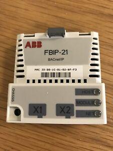 ABB FBIP-21 BACnet /IP Module