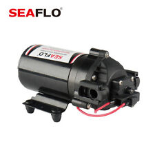 SEAFLO Water Pump 160 PSI, 220v, professional grade pump SFDPA2-015-160-35