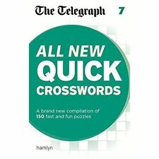 The Telegraph: All New Quick Crosswords 7 (The Telegraph Puzzle Books) by THE TE