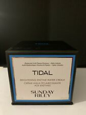 Sunday Riley Tidal Brightening Enzyme Water Cream,50g, Full Size RRP£60