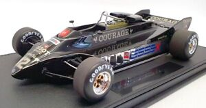 GP Replicas 1/18 Scale GP74B - 1981 Lotus 88B #12 Nigel Mansell