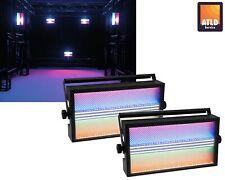 2er Set EUROLITE LED super strobe ABL luce stroboscopica, cieca e ambientlight