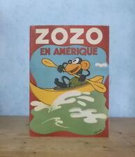 ENFANTINA C. FRANCHI ALBUM ZOZO EN AMERIQUE 1947
