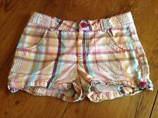 Girl's Mossimo Plaid Shorts Size S(6/6X)
