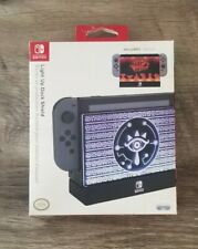 Nintendo Switch Light Up Dock Shield by PDP Multicolor LED Options