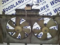 MAZDA 6 RADIATOR FANS 2005 1.8 PETROL