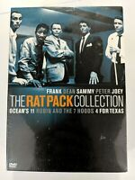 The Rat Pack Collection (DVD, 2006, 3-Disc Set) Brand New