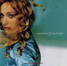 MADONNA: RAY OF LIGHT [1998] | CD