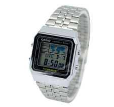 -Casio A500WA-1D Digital Watch New & 100% Authentic