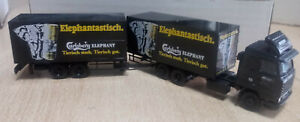 AWM Scania Streamline Meyer Carlsberg Hängerzug 1/87 (209)