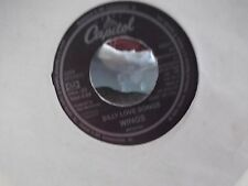 45% PAUL McCARTNEY & WINGS SILLY LOVE SONGS/COOK OF THE HOUSE CAPITOL RECORDS
