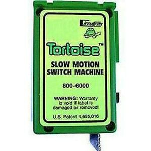 Circuitron - Tortoise Switch Machine (12) HO
