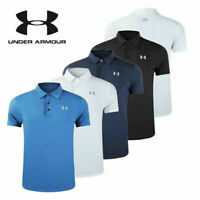Men's T-Shirt Under Armour Polo Golf Polo Shirt Smooth Stretch Short Sleeve