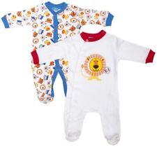 Ropa, calzado y complementos multicolor 100% algodón recién nacido para bebés