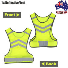 Camping & Hiking Rockbros Cycling Bike Bicycle Reflective Outdoor Vest Running Safety Jersey Sleeveless Breathable Vest Night Walking Vest Coat Back To Search Resultssports & Entertainment