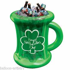 63,5 cm HAPPY St. Patrick's Day Irlanda Irish Party Birra Tazza COOLER Decorazione
