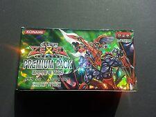 YUGIOH Premium Pack Vol. 7 OCG Booster Box Yu-Gi-Oh Korean Ver Card Game