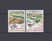 LIECHTENSTEIN, EUROPA CEPT 1999, NATIONAL PARKS, MNH