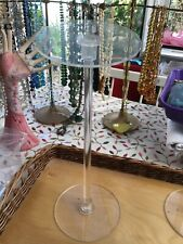 Hat Display Stand in Clear Perspex. Comes in three pieces ideal for fairs