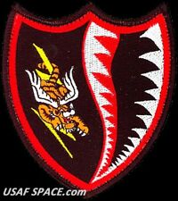 USAF 23rd WING - JAWS - A/OA-10 HH-130 HC-130 -Moody AFB, GA- ORIGINAL VEL PATCH