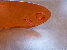 Visier für Uvex Helm Modell De Ville, Police, Futura, orange