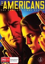 THE AMERICANS Season 6 (Region 2 UK Compatible) DVD The Complete Series Six