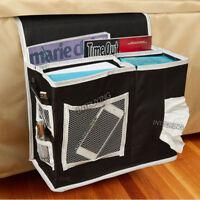 Pockets Bedside Durable Hanging Storage Bag for College Dorm Room