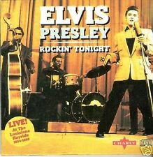 ELVIS PRESLEY - ROCKI'N TONIGHT - Collectible Special CD [COMPLETE] NEW