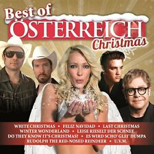Best of Österreich Christmas  / 18 Track CD Album Neu & OVP