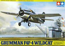Tamiya 1/48 Kit #61034 WW2 Grumman F4F-4 Wildcat- Sealed