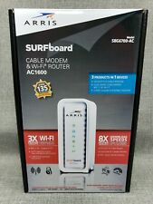 ARRIS SURFboard AC1600 DOCSIS 3.0 Cable Modem Router (SBG6700AC) Comcast Charter