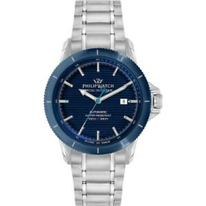 Orologio Automatico Uomo PHILIP WATCH GRAND REEF R8223214002 Acciaio SWISS MADE