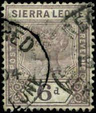 Sierra Leone Scott #42 Used