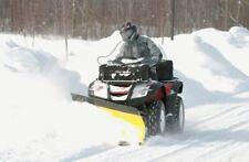 Polaris Sportif 400 4x4 05 Chasse-Neige Système Quad Atv Plow