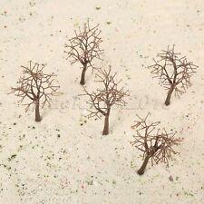 12cm 10pcs Landscape Model Bare Trunk Trees Train Railroad Scenery HO OO Scale