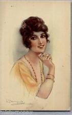 BOMPARD Donnina Glamour Girl PC Circa 1910