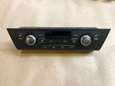 AUDI A6 C7 4G FRONT AIR CON CLIMATE CONTROL UNIT PANEL HEATED SEATS 4G0820043K