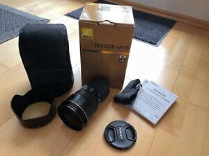 Nikkor Nikon AF-S 24-70 f/2.8 G ED - gebraucht - aktuell generalüberholt