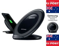 Qi FAST CHARGER DOCK STAND SAMSUNG OEM OVERSEAS VERSION IN RETAIL BOX - Local !