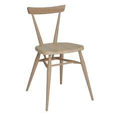 Ercol Originals 0392CM Stacking Chair in CM Finish - Free Delivery