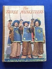 THE THREE MUSKETEERS - FIRST PHOTOPLAY EDITION