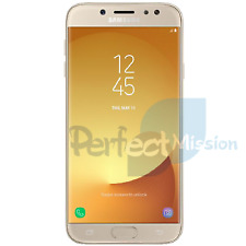 "Samsung Galaxy J7 Pro 2017 Dual SIM Gold 16GB 5.5"" Unlocked 4G LTE J730F/DS"