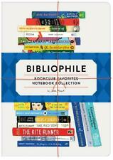 Bibliophile Notebook Collection by Jane Mount (illustrator)
